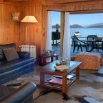 Cabaña Playa - Living