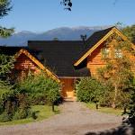 Cabaña Mosqueta - Exterior